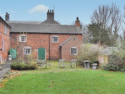 photo Foremark Cottages - Repton Cottage Milton, nr. Repton