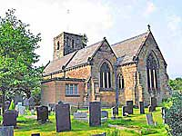 Allestree church
