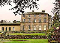 Allestree Hall in Derby UK