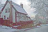Littleover old cottage