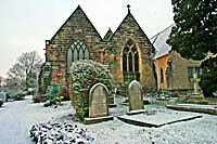 Littleover church