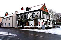 White Swan pub at Littleover