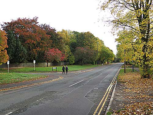 Burton Road in Littleover